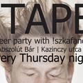 Next !TAPE gay parties Budapest