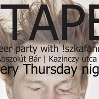 Next !TAPE gay parties Budapest