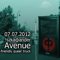 !szkafander at Pride March Budapest 2012