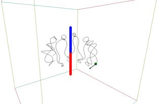 Elektromos és mágneses mezőben mozgó töltés