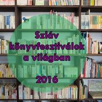 Szlávos könyvfesztivál lista 2016