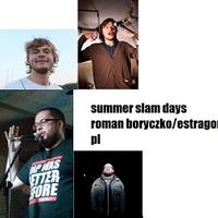 Slam fesztivál cseh, szlovák és lengyel slammerek részvételével