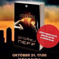 Ondřej Neff: Sötétség - könyvbemutató