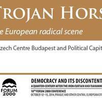 Putin's Trojan Horses - pódiumvita a Mozsár Kávézóban