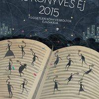 Dora Čechova kalandozásai a Prága-Moszkva vonalon - Kis Könyves Éj 2015