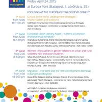 Európai Írótalálkozó szláv résztvevőkkel
