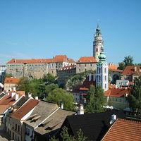Český Krumlov útikönyv bemutató