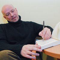 Magány/Samotność - Hubert Klimko-Dobrzaniecki könyvbemutatója