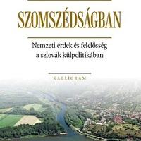 Szomszédságban - könyvbemutató a Szlovák Intézetben
