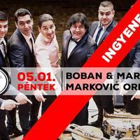 Boban és Marko Marković Orkestar a Budapest Parkban