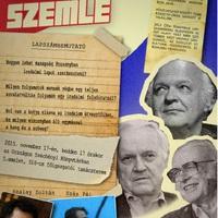 Irodalmi Szemle lapszámbemutató az OSZK-ban