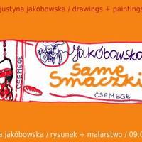 Justyna Jakobówska kiállítása a Massolitban