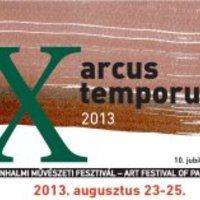 Szláv művészek az Arcus Temporum Fesztiválon