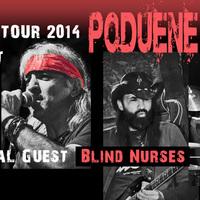 A 25 éves Poduene Blues Band (BG) Budapesten
