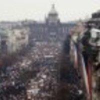 20 év Prága terein - még látogatható a Cseh Centrum kiállítása