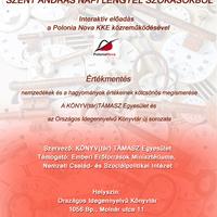 Ízelítő a Szent András napi lengyel népszokásokból az OIK-ban