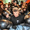 Egész Oroszországban tüntetnek Putyinék győzelme ellen