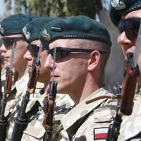 Újabb 600 lengyel katona mehet Afganisztánba