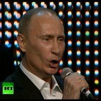 Napi zene: Vlagyimir Putyin - Blueberry Hill