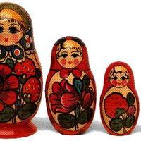 A matrjoska babákról