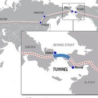 Megépülhet a Moszkva-New York vasútvonal