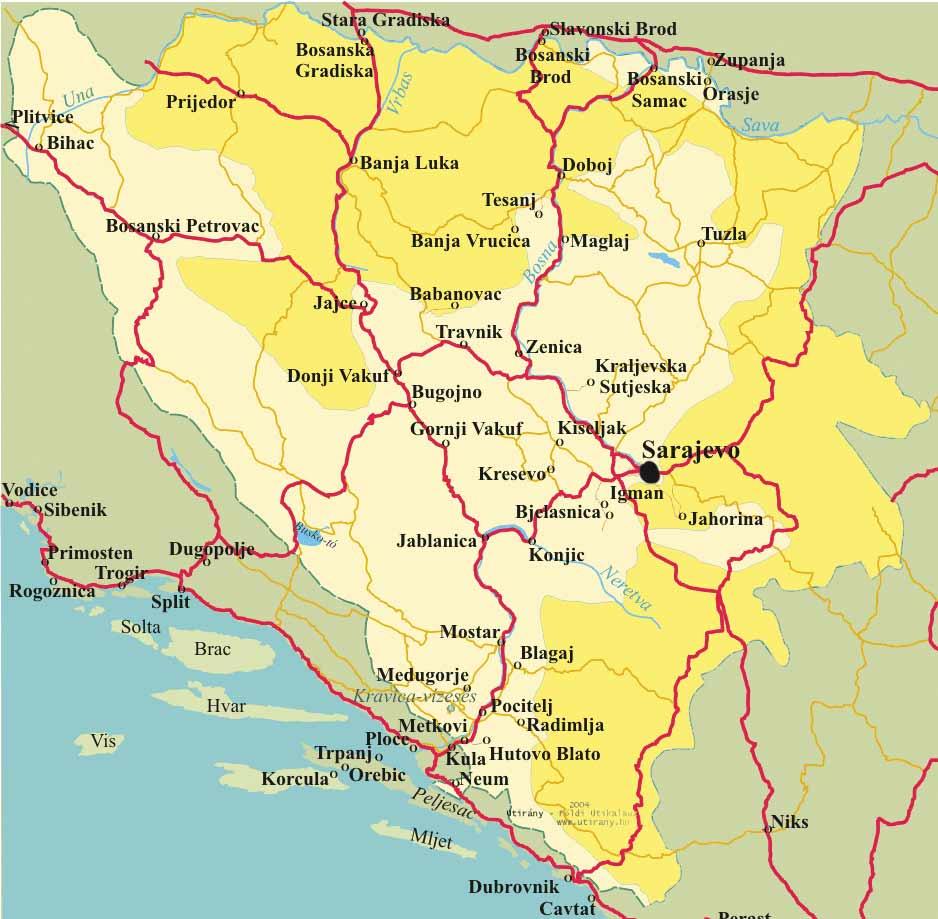 Bosnyák jelentése