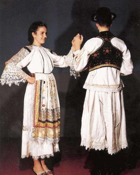 Szlovén népviselet