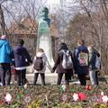 Történelmi séták március 15. alkalmából - 6. osztály