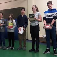 Iskolai vers- és prózamondó verseny