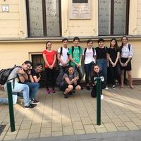 Irodalmi séta Ady-, József Attila- és Radnóti- emlékhelyeken