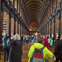 Tanulmányi kirándulás 2017, Írország, második nap