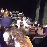 Színházlátogatás
