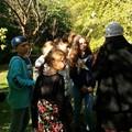 A Budai Arborétumban jártak a hatodikosok