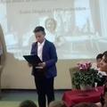 Szabó Magda emlékműsor az iskolában