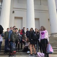 Történelmi séták március 15. alkalmából - 7. osztály