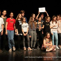 11th National English Language Drama Festival in Veszprém