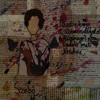 Kiállítás az iskolában Szabó Magda születésének 100-ik évfordulóján