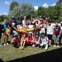 Biciklis tábor 2017, Velencei-tó