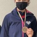 Ágh Cecília - Olimpici Grand Prix, 5. helyezés