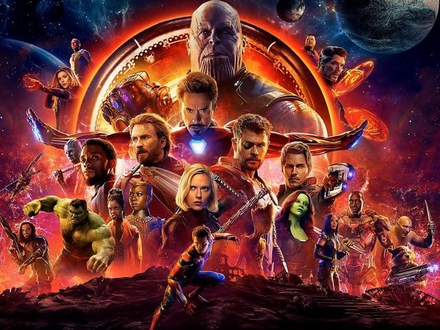 A Marvel Moziverzum poszterei a Végtelen háborúig (3.rész)