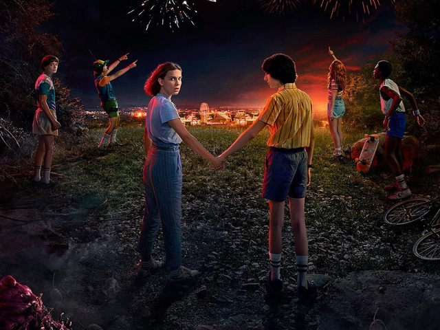 Starnger Things 3. évad - előzetes és poszter