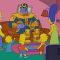 A Simpson Család - Thanos a kanapén