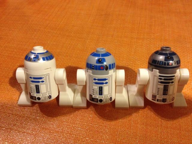 Lego Star Wars időutazás