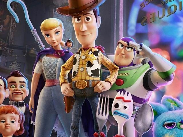 Toy Story 4 - előzetes és poszterek
