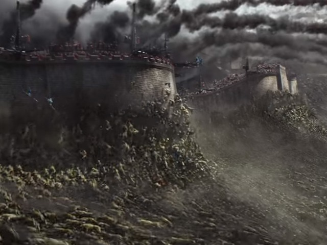 A Nagy Fal / The Great Wall előzetes
