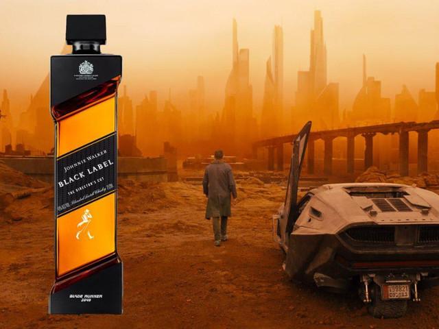Szárnyas fejvadász 2049 és a whisky