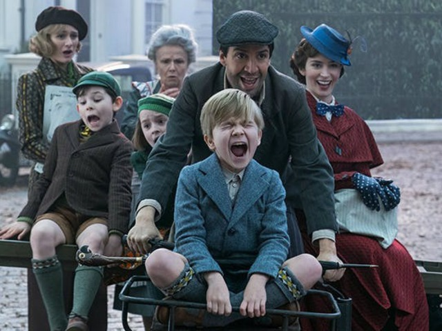 Mary Poppins visszatér - előzetes és poszter