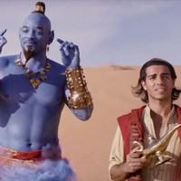 Vélekedés - Aladdin