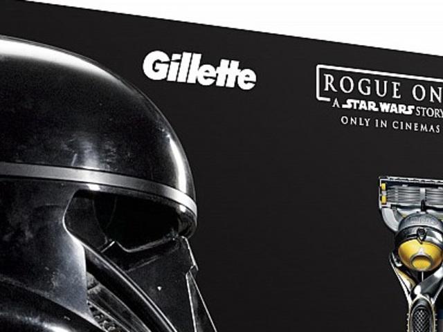 Férfiasan zsivány - Gillette Star Wars promóció