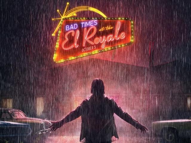 Húzós éjszaka az El Royale-ban - előzetes és poszterek